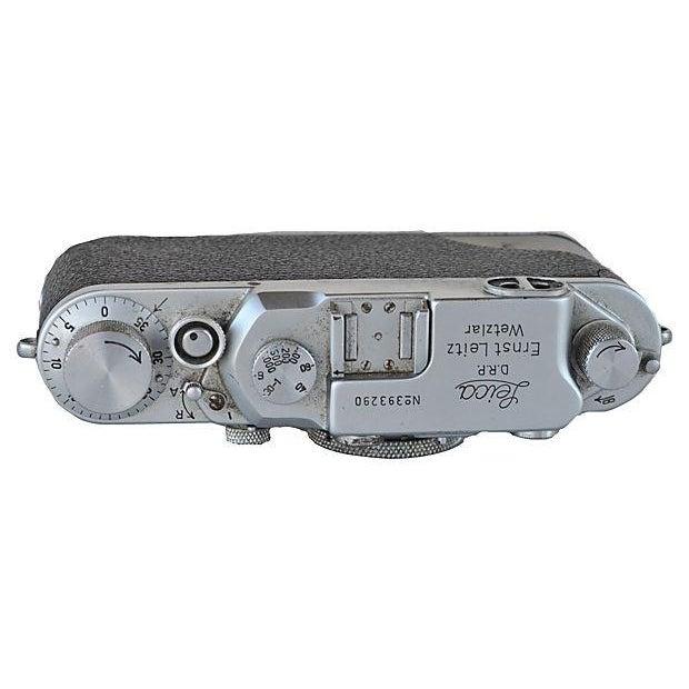 Image of Vintage Leica Camera - D.R.P. Ernst Leitz Wetzlar