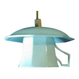 Johnson Bros. Heritage Tea Cup & Saucer Pendant Light