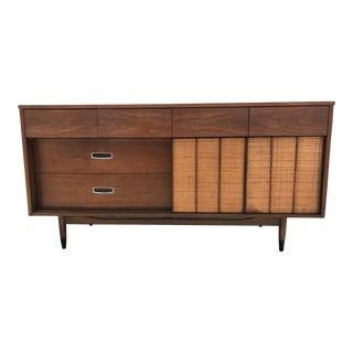 Mid-Century Walnut Dresser Mainline by Hooker