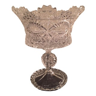Gorgeous Crystal Compote