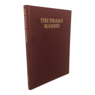 """The Prado Madrid"" Museum Art Book"