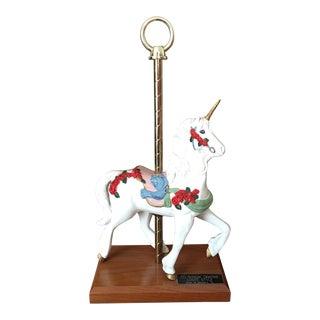 Carousel Unicorn Figure