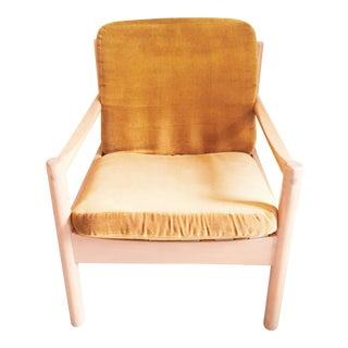 Ercol Mid-Century Modern Chair
