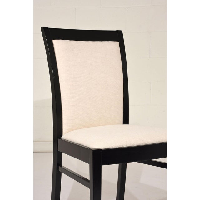 Set of Eight Regency-style Dining Chairs - Image 9 of 10