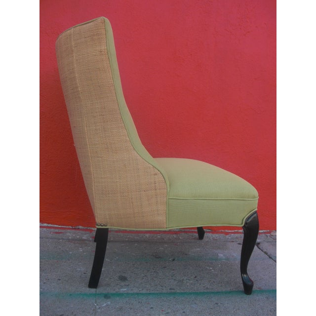 1960's Custom Upholstered Chair - Image 4 of 8