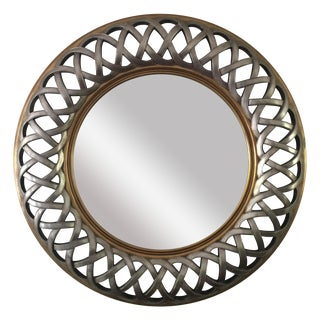 Chinese Round Decorative Mirror