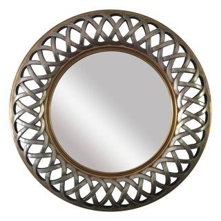 Chinese Round Decorative Mirror