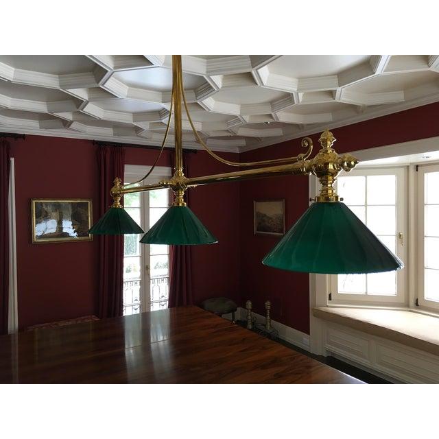 Ann-Morris Triple Billiard/ Island Light