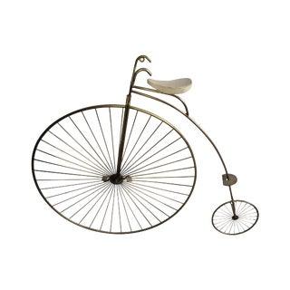 C. Jere Bicycle SculptureSALE PRICE $750