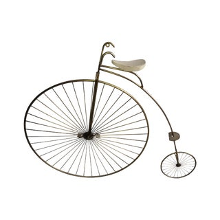 C. Jere Bicycle Sculpture