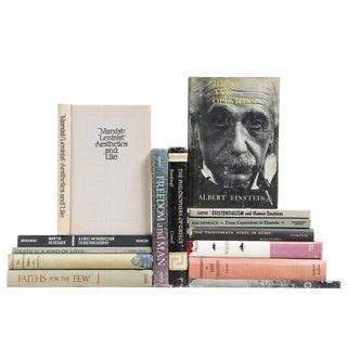 Philosophy & Religion Books - Set of 15
