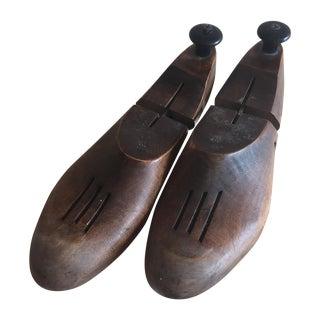 Vintage Shoe Forms - 2