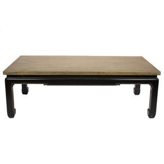 Rectangle Reclaimed Wood Coffee Table