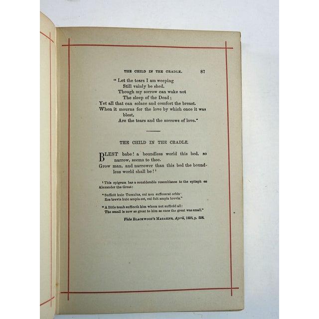 Poems & Ballads of Schiller, 1880 - Image 5 of 6