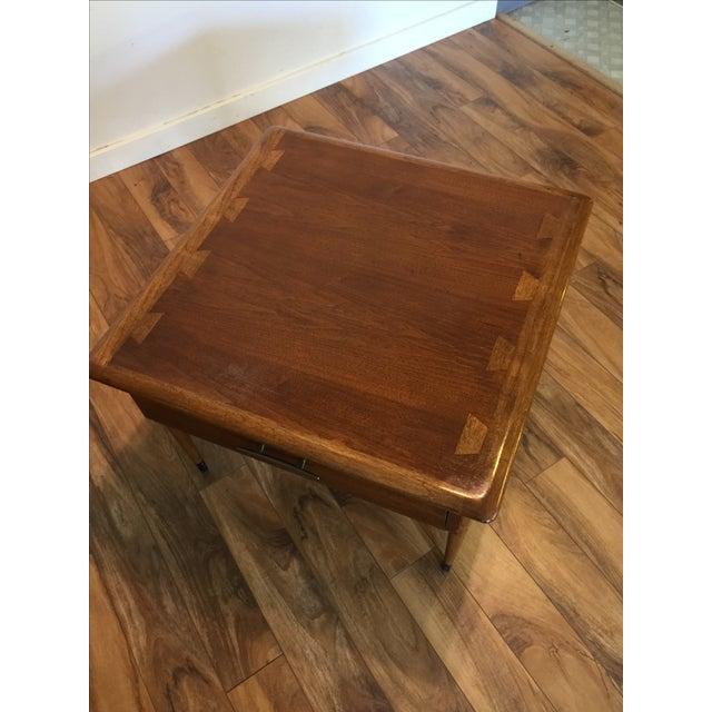Lane Acclaim Mid Century End Table - Image 9 of 10
