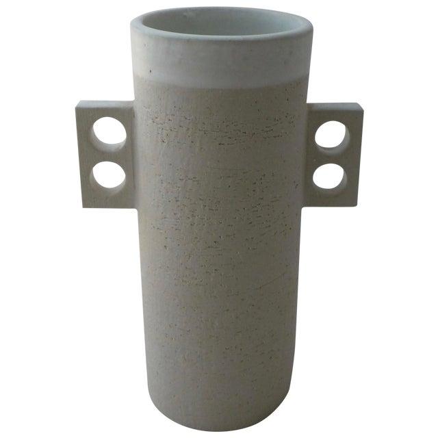Large Jonathan Adler Architectural Vase - Image 1 of 9