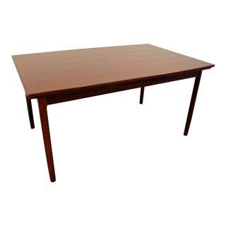Randers Møbelfabrik Mid-Century Danish Modern Rosewood Extension Dining Table