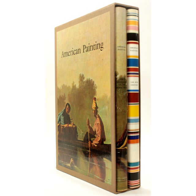 American Painting, First Edition Volumes - A Pair - Image 3 of 11