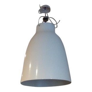 Caravaggio P4 White Pendant Light