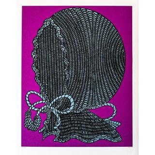 William Nelson Copley Baby Bonnet Print