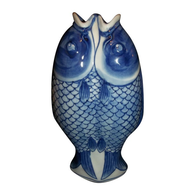 Image of Twin Coy Vase