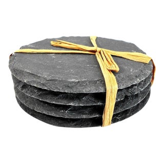 Slate Coasters – Set of 4