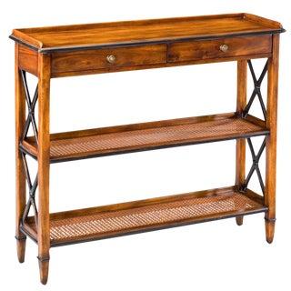 Sarreid LTD Transitional Winston Walnut Bookcase