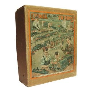 1920's 4 car Lionel Train Set in Original Box