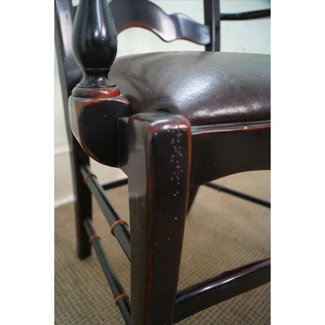 Theodore Alexander Ateliers Chairs - A Pair - Image 7 of 10