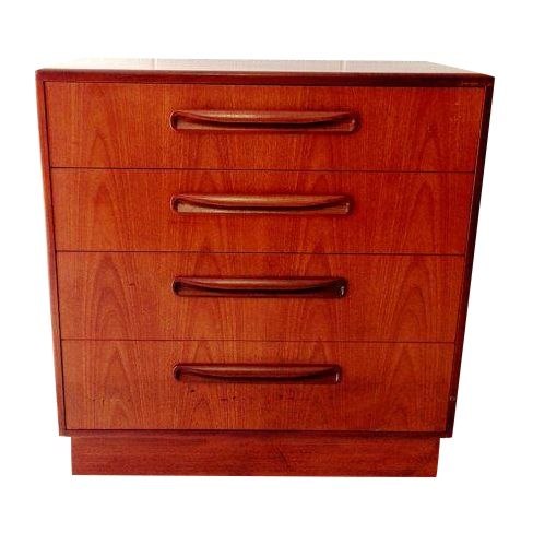 G-plan Mid-Century Modern Chest of Drawers - Image 1 of 6
