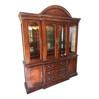 Vintage Amp Used China And Display Cabinets Chairish