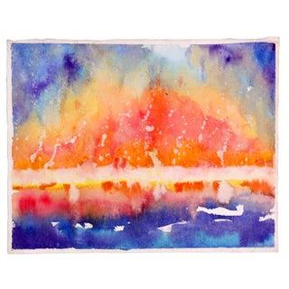 Color Spectrum Painting