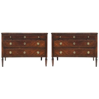18th Century Italian Commodes - A Pair