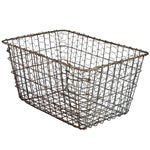 Image of Vintage Wire Vegetable Drying Basket