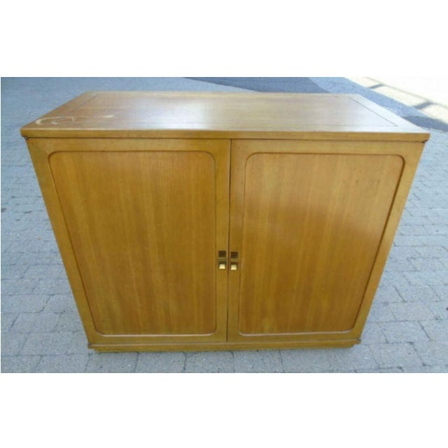 Wooden Storage Cabinet - Image 2 of 5