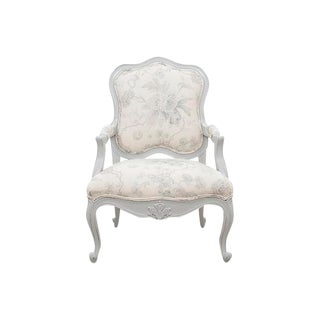 Louis XV Style Briar Rose Chair