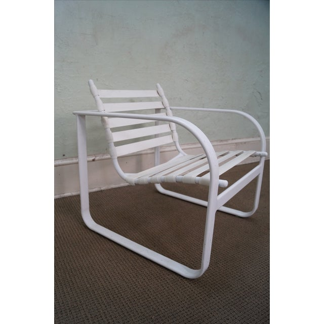 Image of Brown Jordan Patio Chairs- A Pair