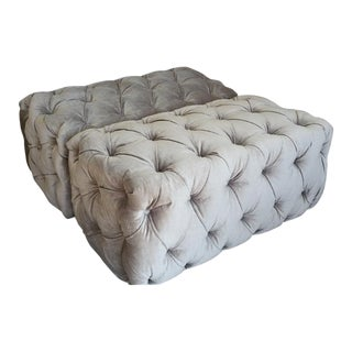 it's a tuft world - custom - seating - daybed, ottos, sofa