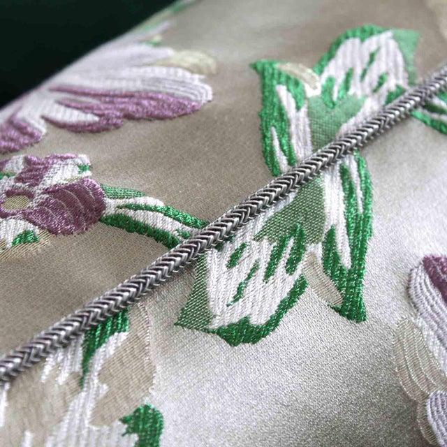Lorca/Osborne & Little Floral Lumbar Pillow - Image 4 of 4
