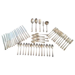 Sterling Vintage Flatware - 12 Place Settings