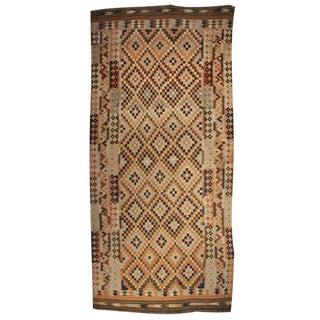 Early 20th Century Bashir Kilim Rug