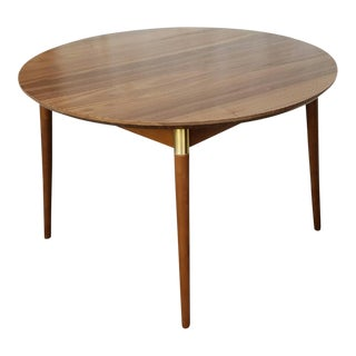 Mid-Century Modern Style Dining Table