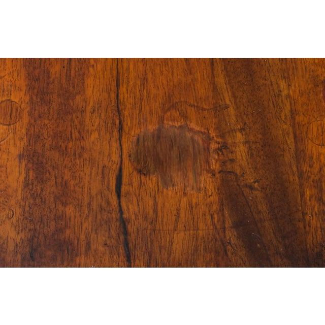18th Century American Dropleaf Table With Written Provenance - Image 9 of 11