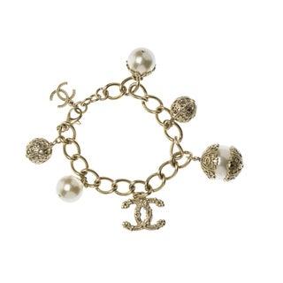 Chanel Fantasy Charm Bracelet