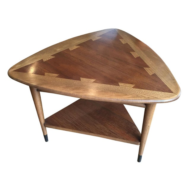 Lane Acclaim Guitar Pick Triangle Table - Image 1 of 4