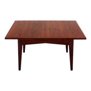 Square Jens Risom Design Coffee Table