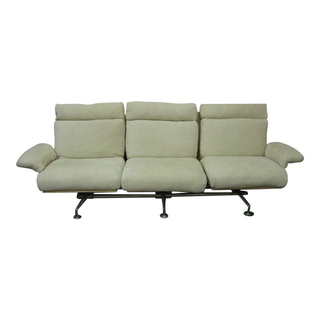 B & B Italia Reclining Sofa - Image 1 of 6