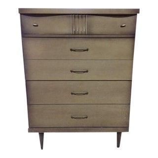 1950s Retro Basset Dresser