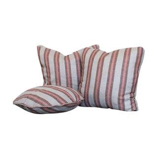 Foundation Shop Striped Pillow Trio
