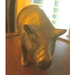 Image of Antique Piggy Bank